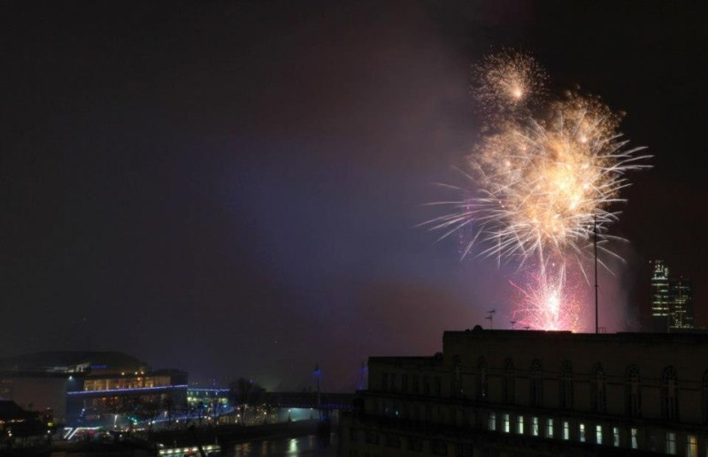 5 Rooftop Bars You'll Wanna Visit This Bonfire Night...
