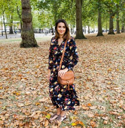 Amada Floral Shirt Dress | W2W