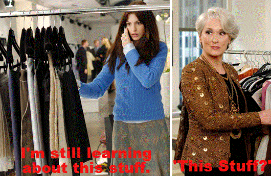 Career Lessons We Learnt From The Devil Wears Prada