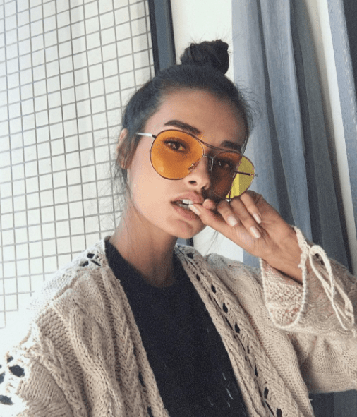 Friday Muse: Gizele Oliveira