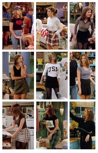 Sunday Girl Crush: Rachel Green