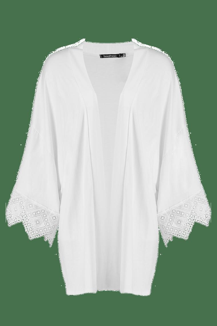 Helena Crochet Kimono >