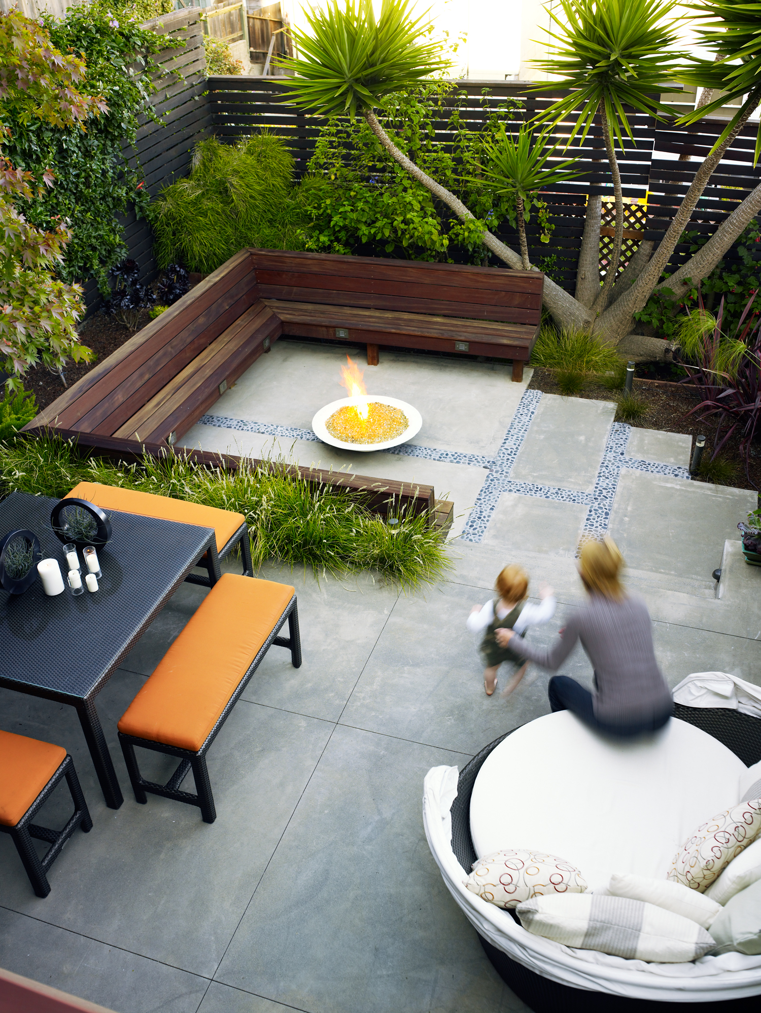 Ideas For Fire Pits Sunset Sunset Magazine