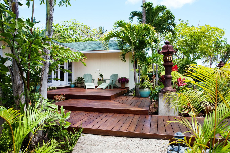 Home And Garden Deck Ideas