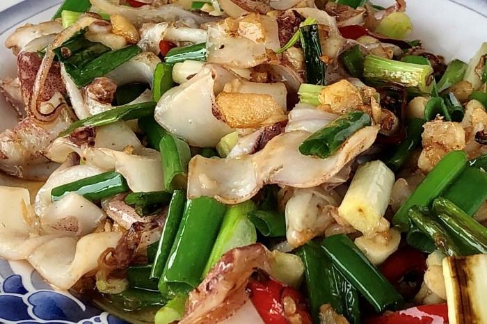 【台中。美食】不用搶就能坐搖滾區吃澎湖新鮮魚貨,豐原周休二日八方商城等你來挖寶。