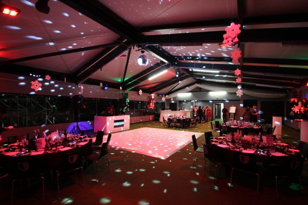 Heaven Hotel Football Event Venue Hire