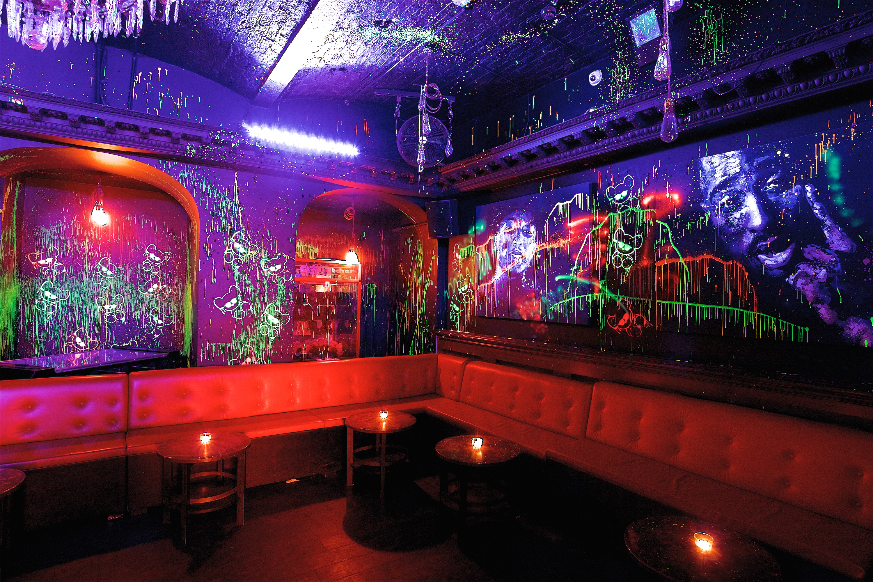 1942 TOY ROOM CLUB Event Venue Hire