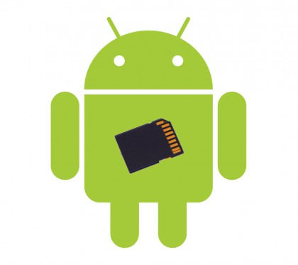 Bugdroid_SD_Card