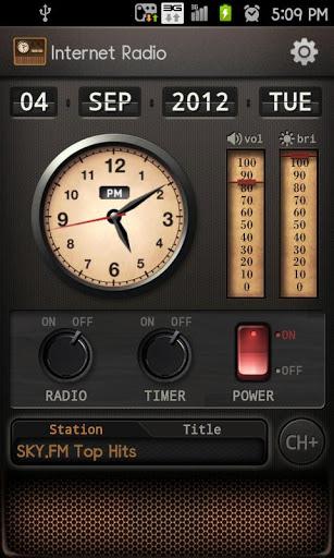 App Internetradio