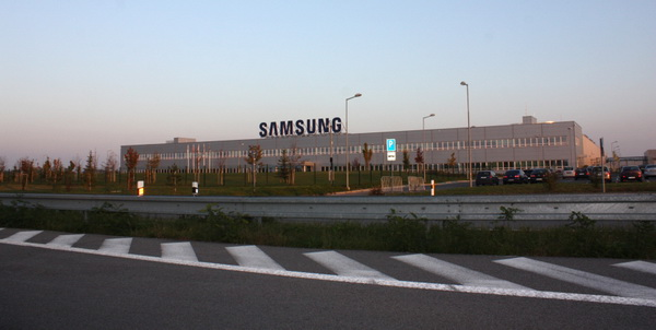 Image result for Samsung slovakia factory