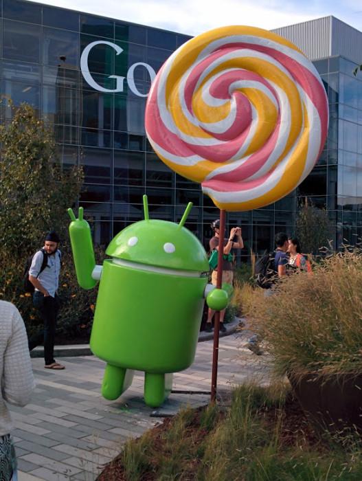 google_android_lollipop_statue