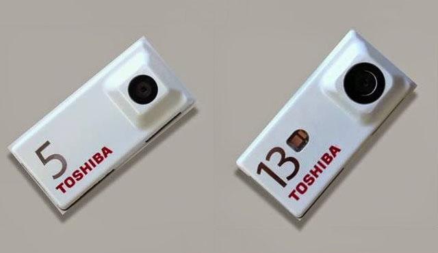 toshiba module