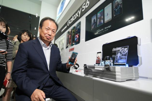 Samsung Shin Avengers tech