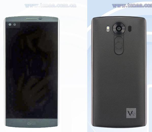 Android Smartphones_LG_V10_first leak_TENAA_090315