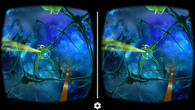 InMind VR green