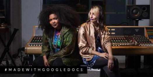 Sad13 and Lizzo google docs