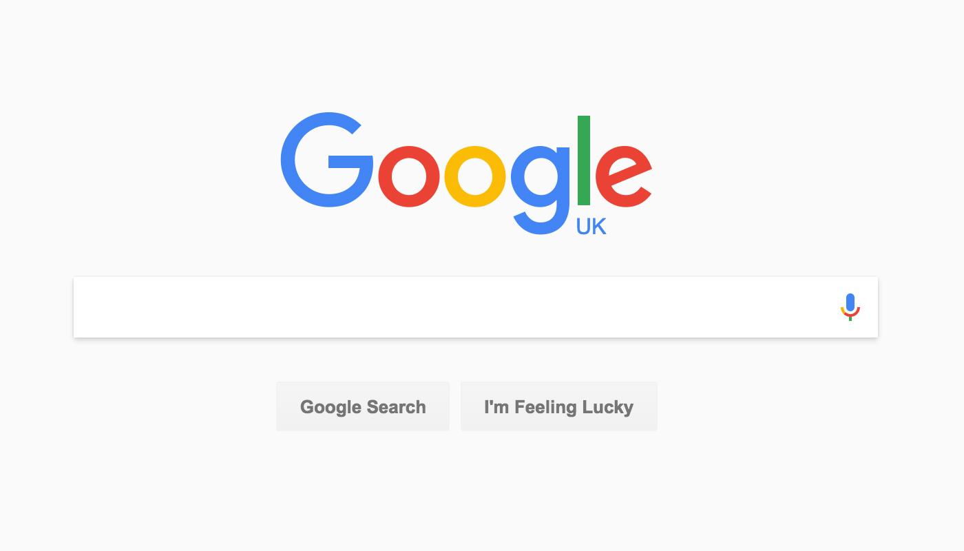 Testing Material Design For Desktop Search
