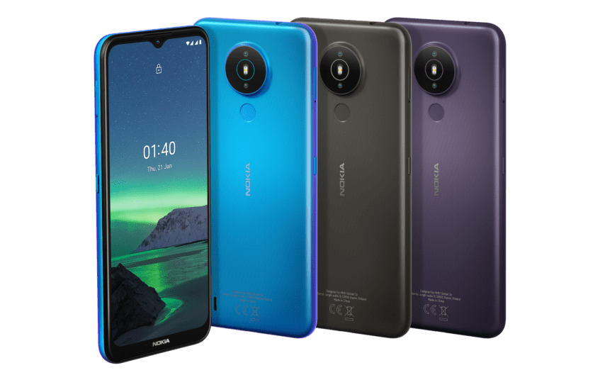 HMD Global's new Nokia 1.4 comes with Android Go Edition and costs £89/€99  - TalkAndroid.com