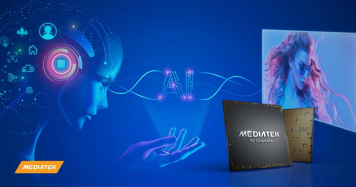 MediaTek's new 4K TV chip will power the next generation of smart televisions - TalkAndroid.com