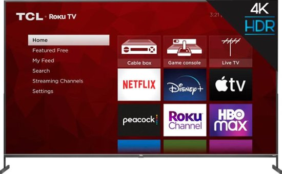 How does $1,600 for the 85-inch 4K XL Series TV with Roku OS from TCL grab you? - TalkAndroid.com