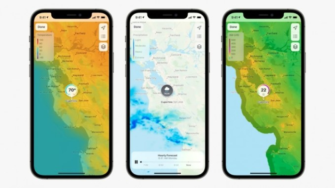 iOS 15 Yeniden Tasarlanan Uygulamalar