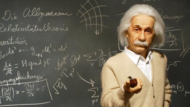 Einstein'a Ait Yeni Bir Teori Tam 100 Yıl Sonra Kabul Edildi