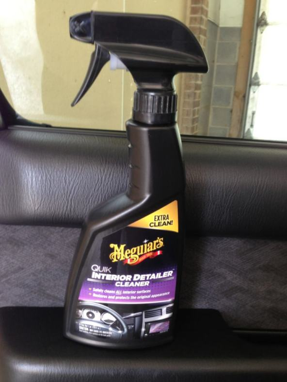 Image result for Meguiar's Quik Interior Detailer Cleaner