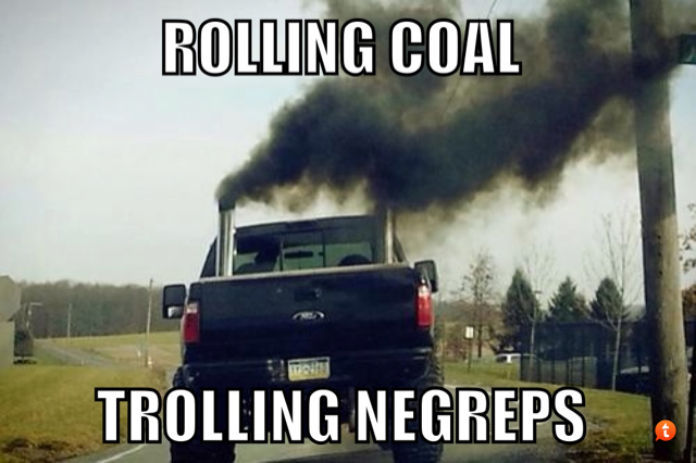 Rolling Coal Out Of The Newer Diesels
