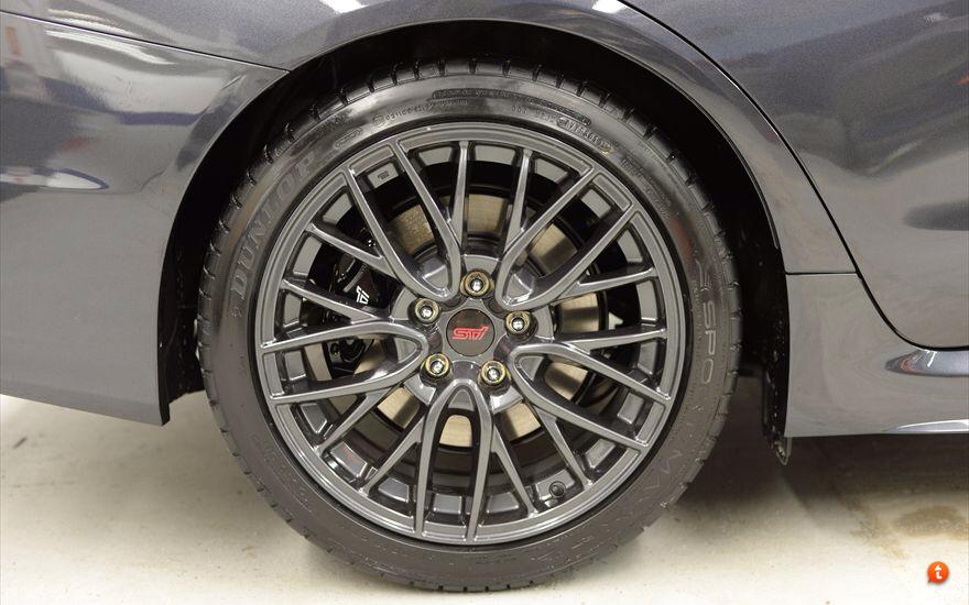 Standard Wheels 2015 Wrx Sti Aftermarket Fitment Specs