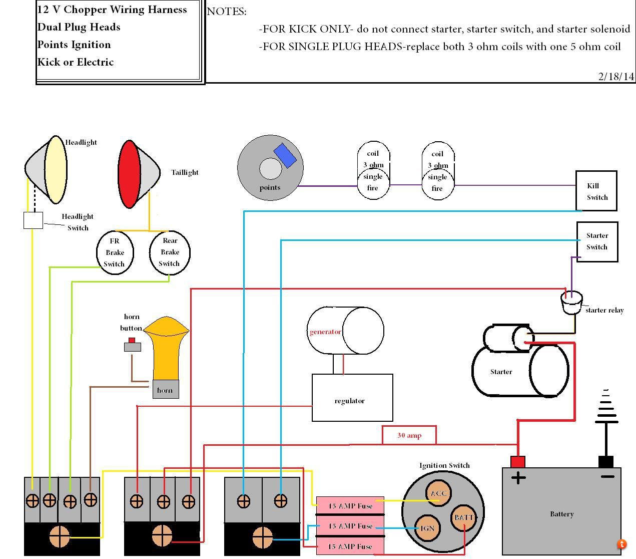 2001 Yamaha V Star 650 Wiring Diagram On Wiring Diagram For Xs650