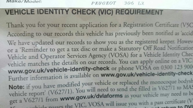 We Check The Vehicle Identity And Match It With Dvla Registration Also Verify That There Are No Outstanding Finance Arrangements On Car