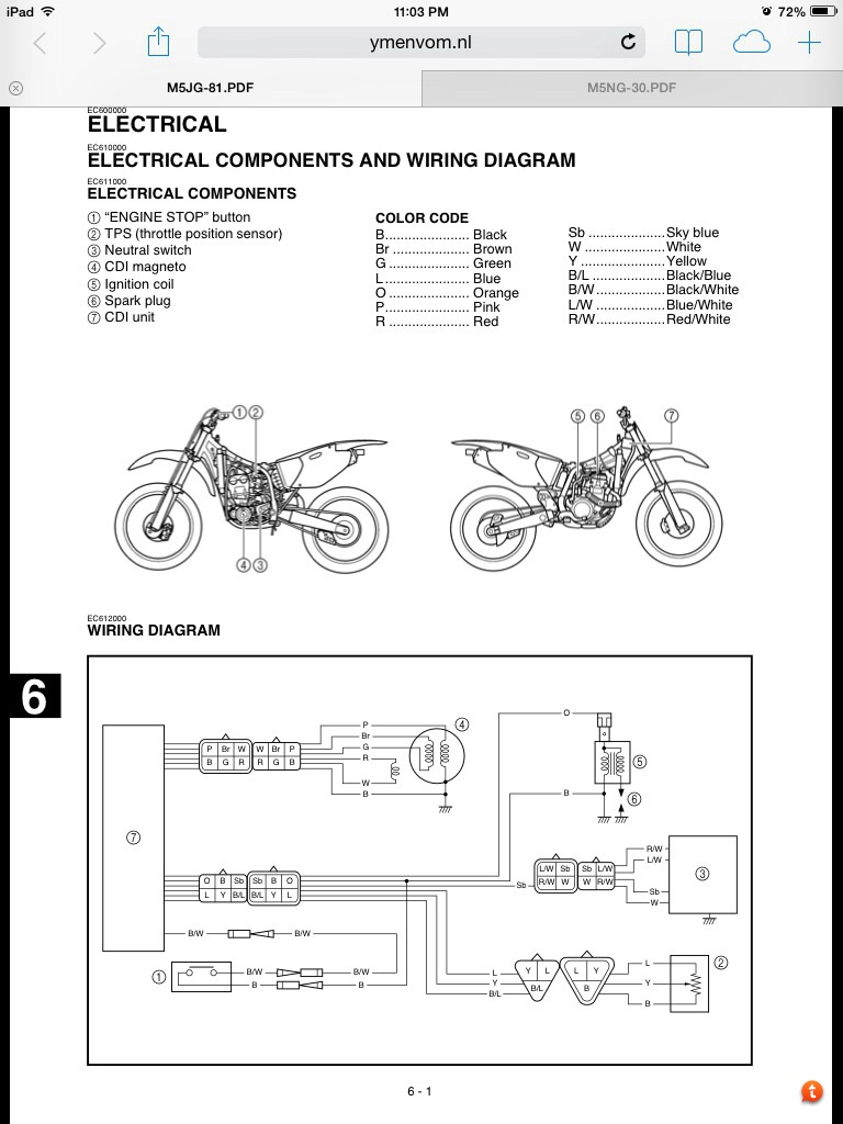 yfz 450 ignition switch wiring yfz image wiring 2005 yfz 450 wiring diagram jodebal com on yfz 450 ignition switch wiring