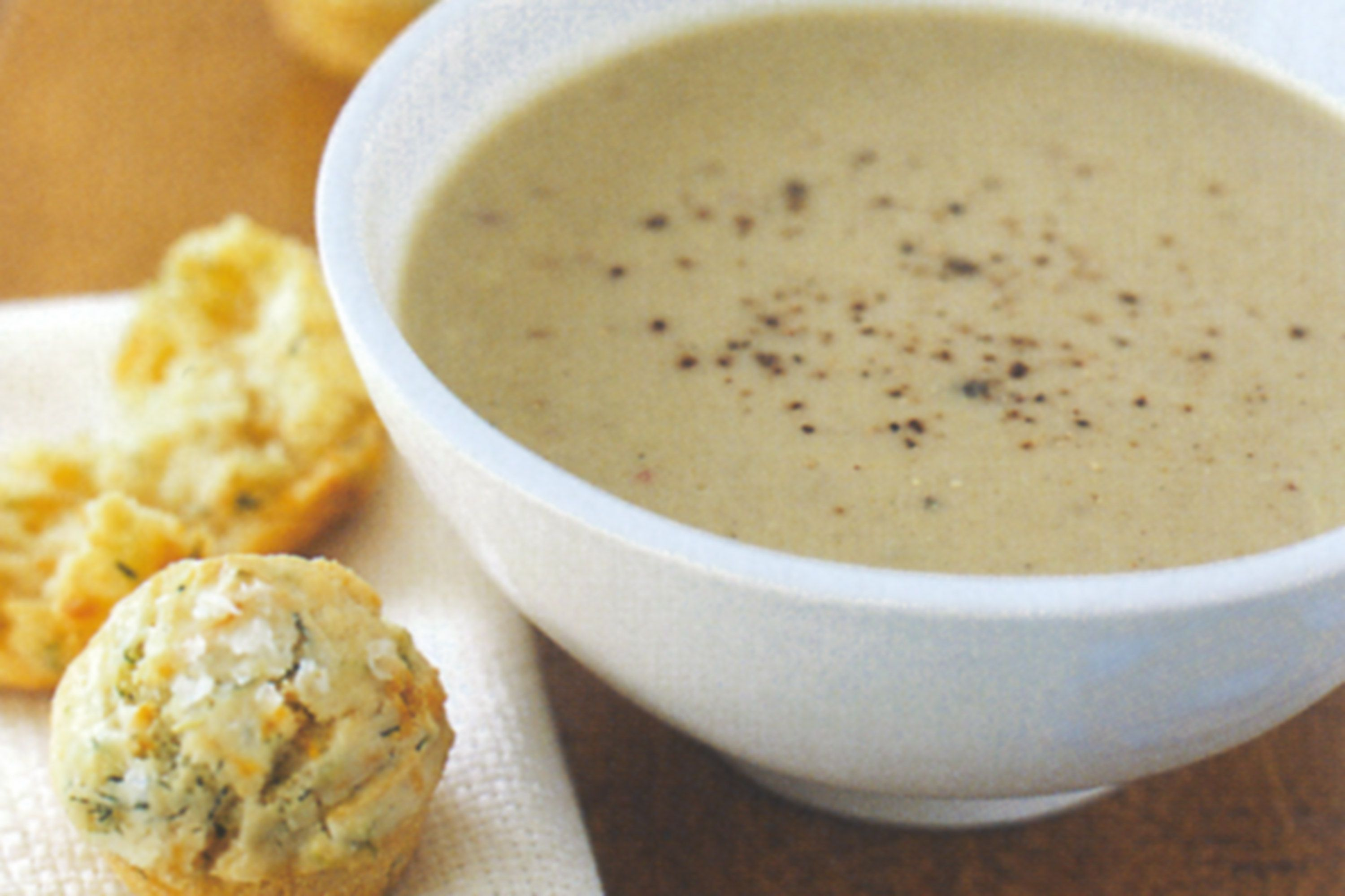 Image result for creamy cauliflower soup