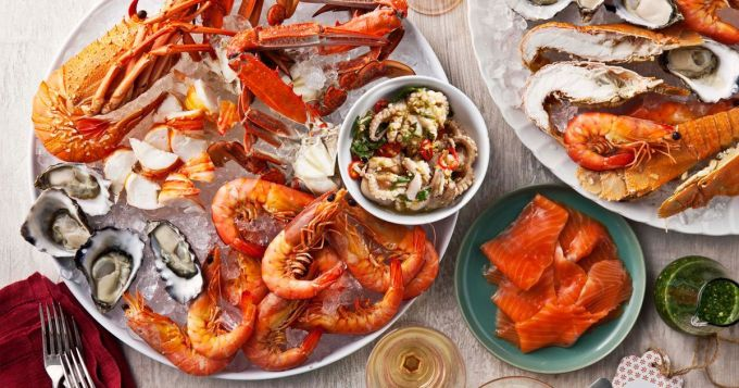 78 christmas food ideas australia top places for day