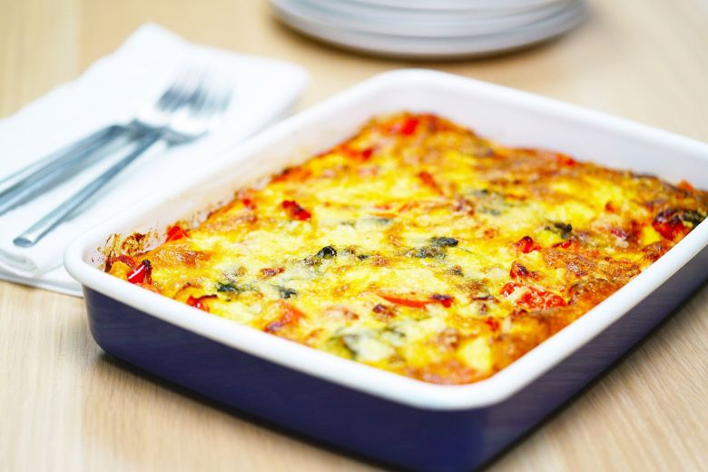 Image result for An Easy FRITTATA