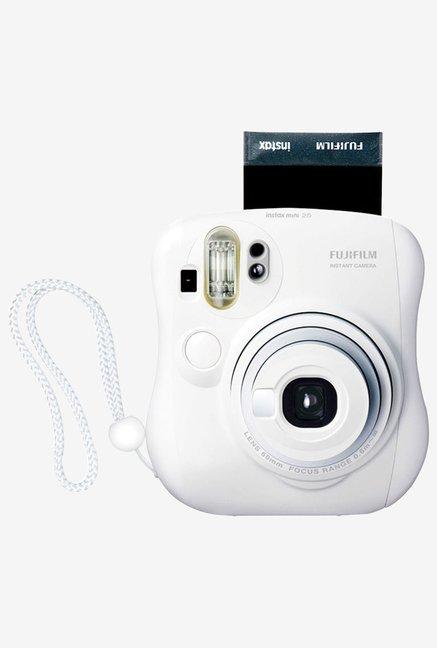 Fujifilm INSTAX MINI 25 Instant Camera White