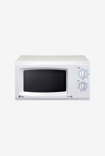 l solo microwave oven white