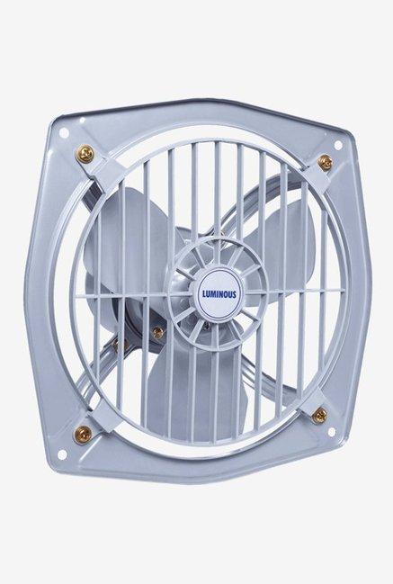 luminous vento high speed 230 mm 3 blades exhaust fan grey
