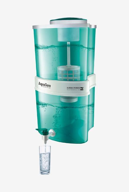 Eureka forbes Aquasure Aayush Water Purifier Green
