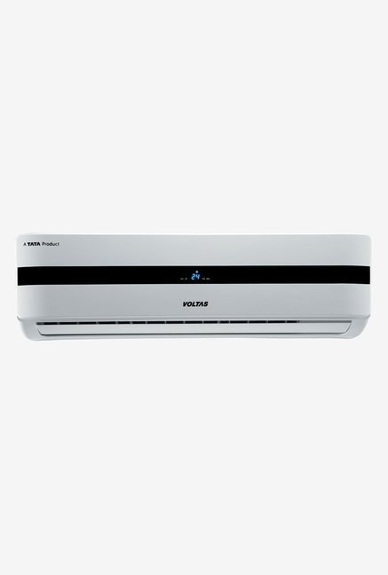 Voltas 1.4 Ton 3 Star 173 IZI (BEE rating 2018) Copper Split AC (White)