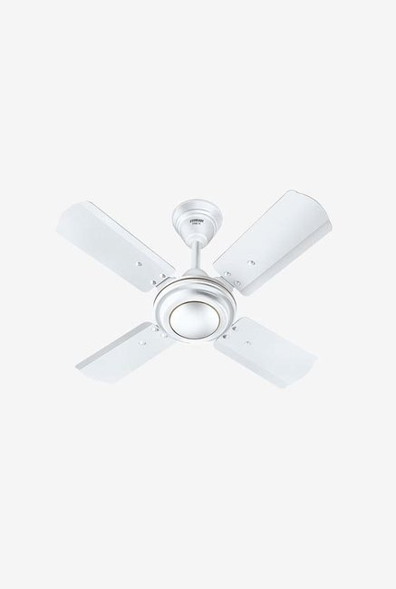 Eveready FAB M 600 mm 4 Blades Ceiling Fan (White)
