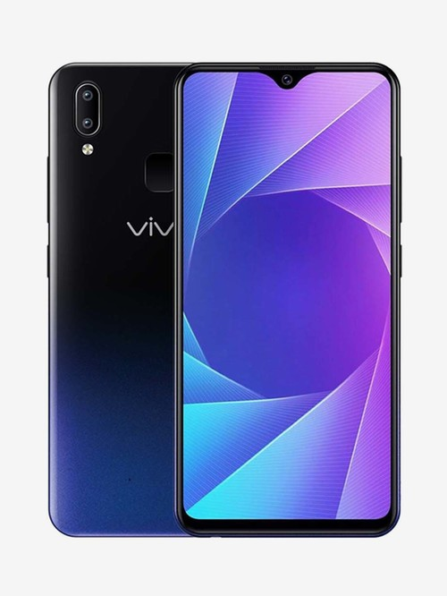 Vivo Y95 64 GB (Starry Black) 4 GB RAM, Dual SIM 4G