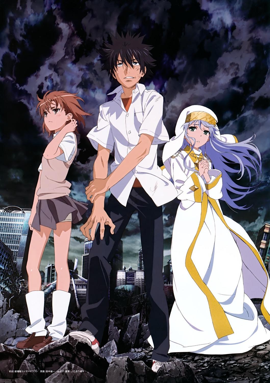 Anime Girl, Toaru Majutsu no Index