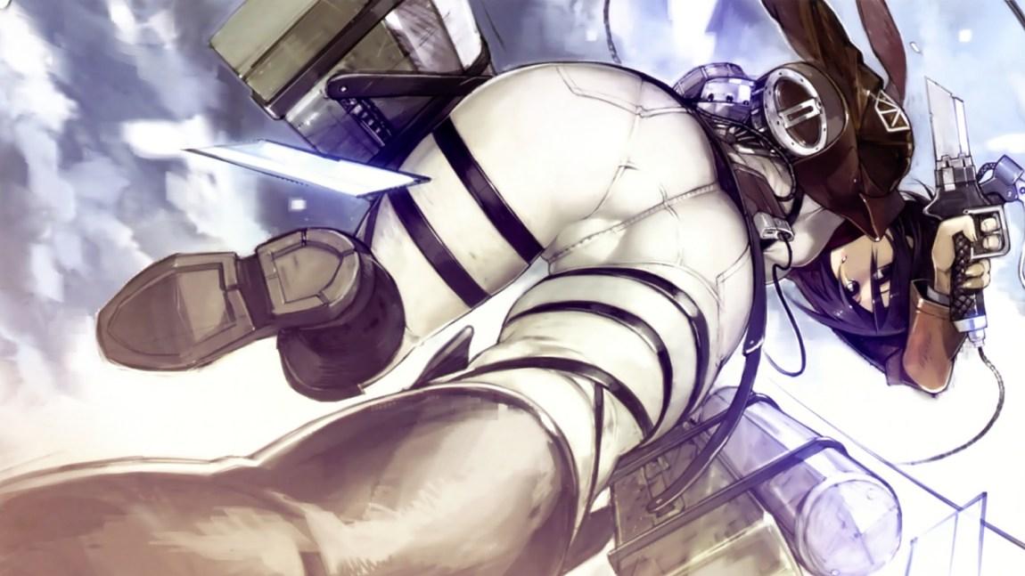 Anime Girl, Shingeki no Kyojin