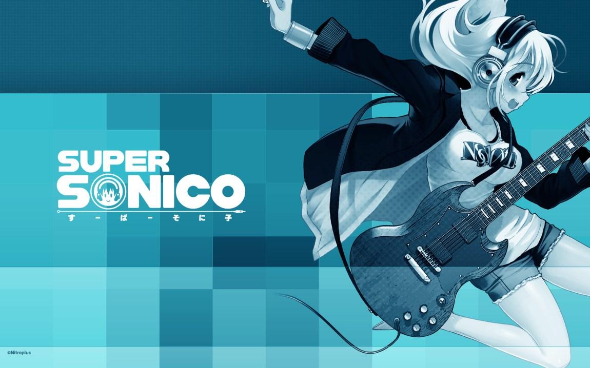 Anime Wallpaper, Anime Girl, Super Sonico