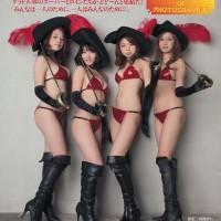 Konno Anna, Magazine, Nakamura Shizuka