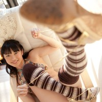 gravure promotion pictures, Yamanaka Tomoe