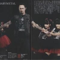 BABYMETAL, Magazine