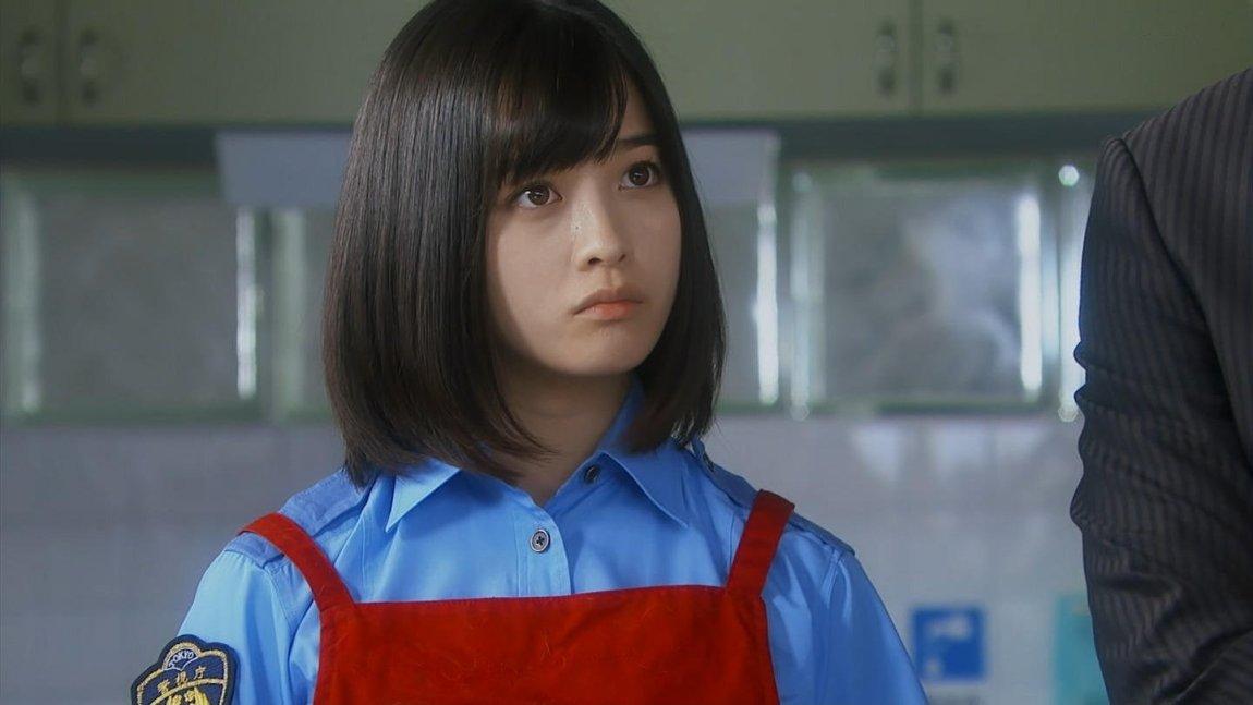 Hashimoto Kanna - Keishicho Ikimono Gakari (episode 5)