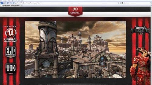 Unreal Engine 3 en Flash, podremos tener juegos 3D en Facebook